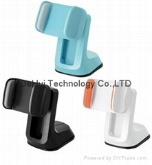 Z-type mini car universal mount for smartphone/cellphone/gps