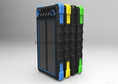 8000mah Sport Solar Power Charger