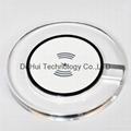 qi standard wireless charger for samsung galaxy s6/s6 edge