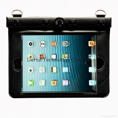 Waterproof bag with compass for ipad mini 1/ipad 2/ ipad mini 3
