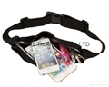 Outdoor sports bag with touch screen for iphone 6/6s plus