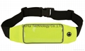 Outdoor sports bag with touch screen for iphone 6/6s