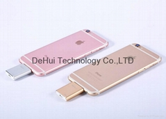 MFI Certificate MiLi  iDate 16GB Flash Drive for iphone/ipad etc