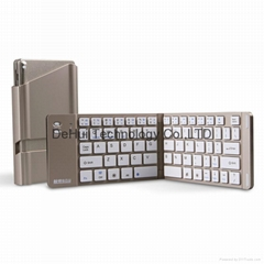 Universal Foldable Bluetooth Keyboard for iphone/ipad/tables etc