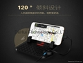 Car charging cradle magnetic adsorption for Cell phone