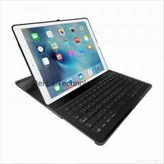 Brand-new Bluetooth Keyboard For 12.9 Inch iPad Pro,Folio Style cover
