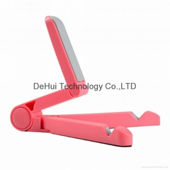 Portable stand for ipad/samsung galaxy tab/other 7-10inch tablet pc