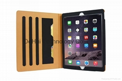 Paper Bag Frame leather case for Apple ipad pro 12.9inch