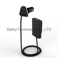Portable 9.6 amp multi port 4usb car