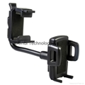 Car Rearview Mirror Mount Cradle for Smart phone/Mobile phone etc