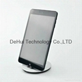 Aluminum charging station with stand 2in1 for Samsung / Android phones