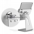"Aluminum Desktop Stands for 7""-13"" inches Tablet pc / ipad mini air pro series"