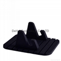 Silicone Car Pads & Mats universal for Cell phone / Smart phone / GPS
