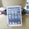 "Car Seat Headrest Mount Holder Universal for 7""-10"" Tablet/ ipad mini air"
