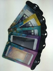New Floatable Waterproof pouch bag for iphone 6 plus/6/Samsung/HTC/Sony etc