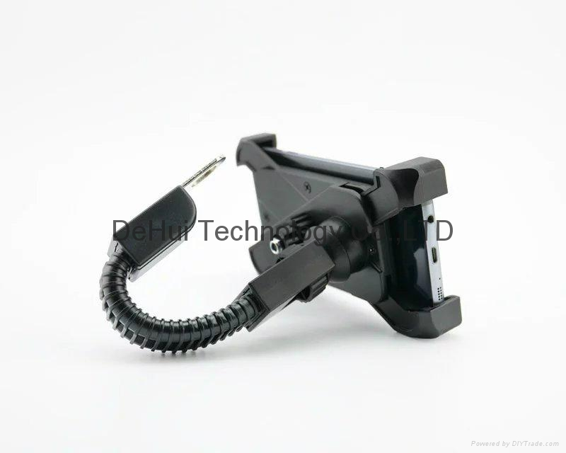 "Motorcycle phone mount mirror motorbike holder for 3.5"" to 6.5"" Smartphones  6"