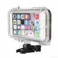 IP68 Level Sports Waterproof Case Kit for iphone 6 / 6s