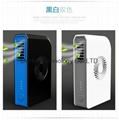 Bladeless fan Power Bank 6000mah for cell phone/smartphone