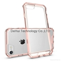 Crytal TPC+PC Ultra-Thin Case with Anti-drop special for iphone 7