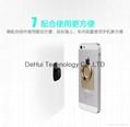 Mini Finger Ring Aluminum Stand for Smartphone