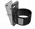 2in1 Sports Armband Silicone case for iphone 7 plus