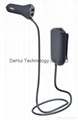 48W 9.6A 4-Port USB Car Charger for