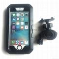 Waterproof Case with Bike Mount Kit for