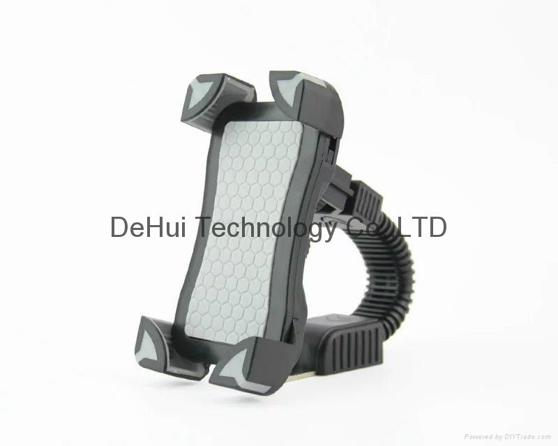 Motorcycle motorbike handlebar holder mount for cell phone/smartphone ...