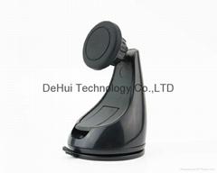 Magnetic car phone holder mount for iphone samsung smartphones etc