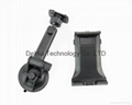Flexible Car phone and tablet mount holder for 4inch-8inch smartphones/tablets