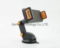 """Windshield / Dashboard Car holder mount for 3.5"""" - 10"""" smart phone / tablet"""
