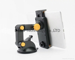 "Windshield / Dashboard Car holder mount for 3.5"" - 10"" smart phone / tablet"