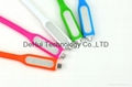 Micro-USB Date Cable with mini led light for android phones 2