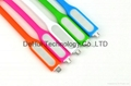 Micro-USB Date Cable with mini led light for android phones 6