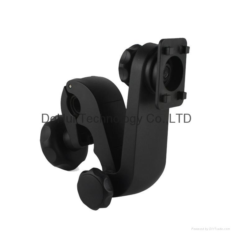 Car Headrest holder mount for 3.5-6inch mobile phone/6-11inch tablet 12