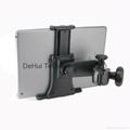 Car Headrest holder mount for 3.5-6inch mobile phone/6-11inch tablet 3