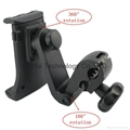 Car Headrest holder mount for 3.5-6inch mobile phone/6-11inch tablet