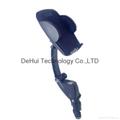 5V 3A Dual usb car charger mount holder