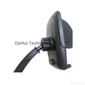 5V 3A Dual usb car charger mount holder for smart phone/iphone 6/iphone 6 plus