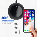Fast Wireless Charger for iphone 8/x/8 plus, Samsung galaxy S8 and more