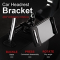 Headrest Tablet / Phone Car Mount 2-in-1 Design for iphone/ipad 5