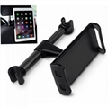 Headrest Tablet / Phone Car Mount 2-in-1 Design for iphone/ipad 1