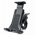 2-in-1 phon tablet holder for Stationary Spin bike / Treadmill / Elliptical etc
