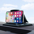 Dashboard Non-Slip Car Mount Holder for 3-7 inch smartphones / gps /cell phones
