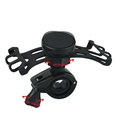 Cycling Magnetic Bike Phone Mount for Samsung/iPhone/Sony/HTC/LG Smartphones