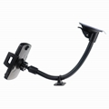 """Long Arm Car Truck phone iphone mount holder cradle for Smartphone(3.5"""" to 6.0"""") 4"""