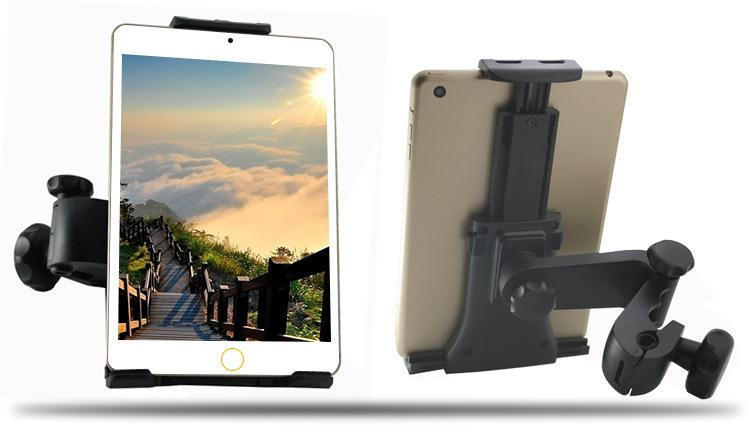 Car Headrest holder mount for 3.5-6inch mobile phone/6-11inch tablet 17