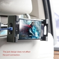 Tablet Car Seat Headrest Mount for 4.7 to 12.9 inch Smartphones and Tablets
