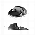 No-Slip Silicone Dash Car Phone Mount Holder Universal