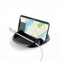 No-Slip Silicone Dash Car Phone Mount Holder Universal